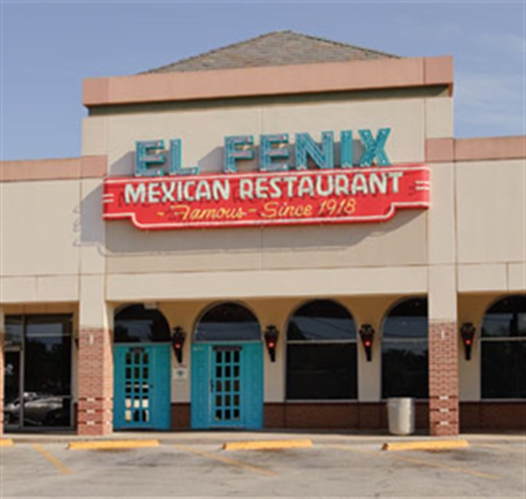 El Fenix Mexican Restaurants Dallas On N W Highway Best
