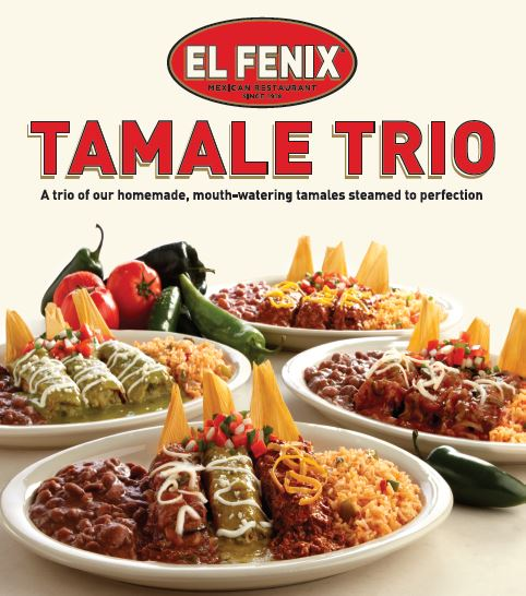 Tamale Trio Limited Time Offer